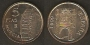 Moneda. 005 pesetas S/C