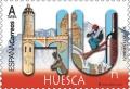 01. Sello 12 meses 12 sellos Huesca