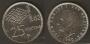Monedas. 025 pesetas S/C