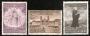 Serie sellos Vaticano 0316-18.XI Cent. muerte San Meinrado