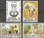 Sellos Guinea Ec. 065-68.Cent. Misioneras Inmaculada Concepción