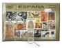 España 1000 sellos usados