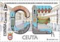 13. Sello 12 meses 12 Sellos Ceuta 2020