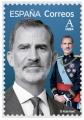 18. Sello Basica Rey Felipe VI 2021