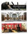 21-23. Sello museo del Prado, Sorolla y Bellas Artes de Bilbao.