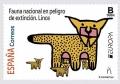 26. Sello Fauna en peligro de extinción 2021