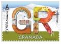 30. Sello 12 Meses. Granada