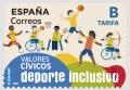 27-28. Sello Valores Cívicos. Deporte y Pobreza 2021