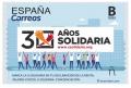 33. Sello Valores Civicos Solidaridad. Concienciacion