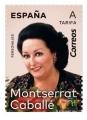 37. Sello Montserrat Caballe