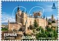 47. Sello 12 meses 12 sellos SEGOVIA