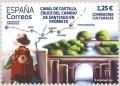 49. Sello Canal de Castilla