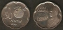 Monedas. 050 pesetas Rey S/C