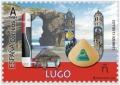 55. Sello 12 meses Lugo 2020