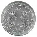 Año 1998. Moneda 03 Euros Plata FDC. Descubrimiento Tierra Firme