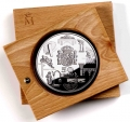 Año 2003. Moneda 50 Euros - Primer Aniversario Euro