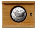 Año 2003. Moneda 10 Euros - Aniversario Euro - Rapto Europa