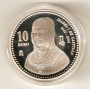 "Año 2004. Moneda 10€ ""V Cent. Isabel I Castilla"".SIN CAJA CARTON"