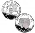 Año 2004. Moneda 10 euros. JJOO Atenas