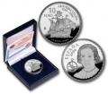 Año 2006. Moneda 10 Euros - Cristobal Colon - Santa Maria