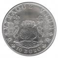 Año 2007. Juego de 2 Monedas 10 y 20 euros. Año España en China
