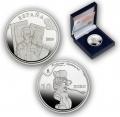 Año 2009. Moneda 10 Euros - Pintores - Dali