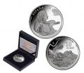 Año 2011. Moneda 10 Euros. Pintores - Ribera