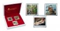 Año 2019. Moneda 10€ Bicentenario del Prado - Colección Plata