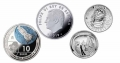 Año 2019. Moneda 10€ y 1/2 dolar Llegada del Hombre a la Luna -