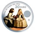 Año 2019. Moneda 30€ Felipe VI - Meninas