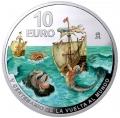 Año 2020. Moneda 10€ V Centenario Vuelta al Mundo 2ª