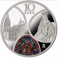 Año 2020. Moneda 10€ Europa - Gotico