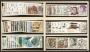 Año completo de sellos 1978
