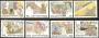 Serie sellos Vaticano Aéreo 75-82