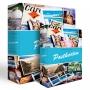 Album Leuchtturm para Postales con 6 divisiones