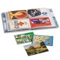 Album Leuchtturm para Postales con 2 divisiones
