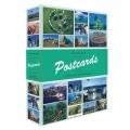 Album Leuchtturm para Postales POSTCARDS con 2 divisiones