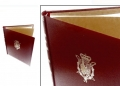 Album de sellos. Semilujo (Escudo Real)