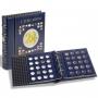 Album monedas LEUCHTTURM VISTA  para Monedas 2 Euros