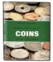 Album de bolsillo para monedas. LEUCHTTURM