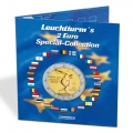 Album monedas LEUCHTTURM PRESSO  Monedas 2 Euros Euro Collection