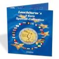 Album monedas LEUCHTTURM PRESSO  Monedas 2 Euros Euro Collection