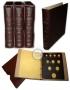 Album monedas PESETAS Juan Carlos I. Tomos I, II y III(Completo)