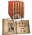 Album y hojas de sellos España 2013/15. Tomo XI