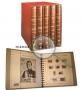 Album y hojas de sellos España 2004/08. Tomo IX