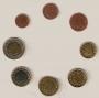 Serie monedas euro. Bélgica 2004