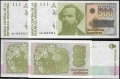 Billete Argentina 0000500 Australes S/C. 1988 Pareja