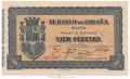 Billete Banco de España - Gijón 100 pesetas 1937 SC