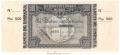 Billete Banco de España - Bilbao 0500 pesetas 1937 SC CON MATRIZ