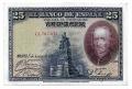Billete Banco de España - Madrid 0025 pesetas 1928 EBC